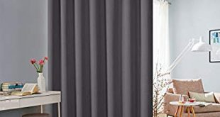 Amazon.com: PONY DANCE Vertical Blinds Partition - Blackout Slider