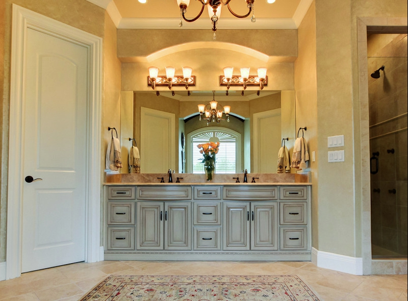 Custom Bathroom Cabinets & Vanities | Gallery | Classic Kitchens of