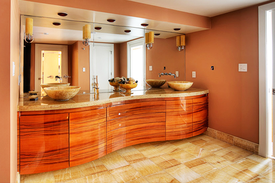 Bathroom Cabinets MD, DC & VA | Custom Bathroom Cabinetry & Vanities