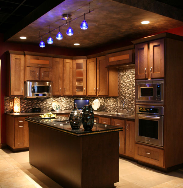 Look! Custom Kitchen cabinets in Merrill, WI