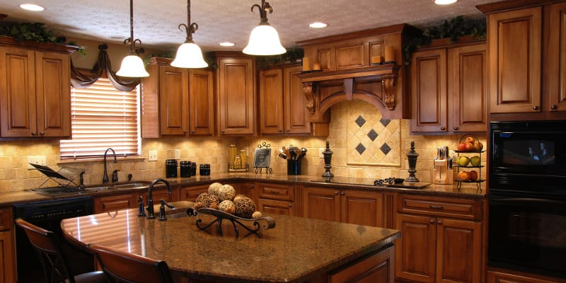 Custom Kitchen Cabinets, Raleigh, NC | Cornerstone Kitchens