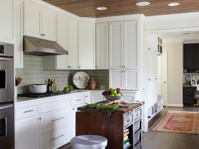 PERFECT FOR EVERY KITCHEN: CUSTOM KITCHEN   CABINETS