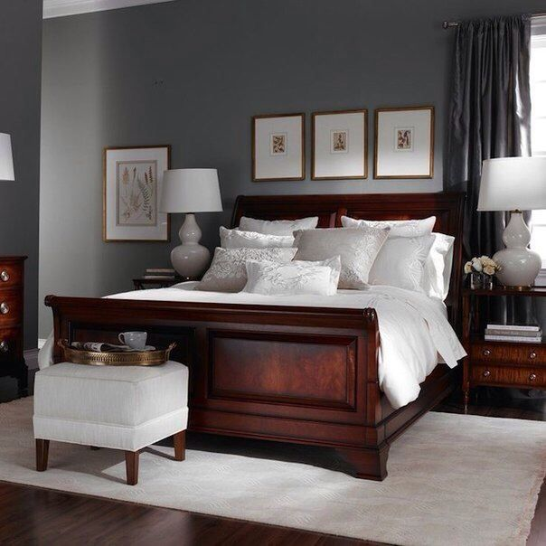 Why you should mix and match dark wood bedroom furniture u2013 BlogBeen