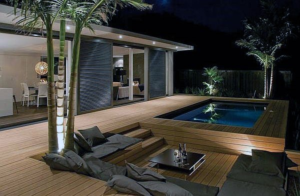 Top 60 Best Backyard Deck Ideas - Wood And Composite Decking Designs