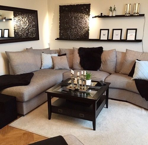 Have some decorating ideas for living   rooms
