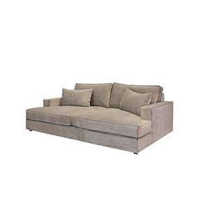 Oversized Extra Deep Sofa | Wayfair