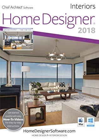 Amazon.com: Home Designer Interiors 2018 - Mac Download [Download