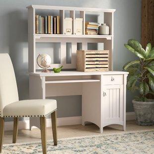 Hutch Desks You'll Love | Wayfair