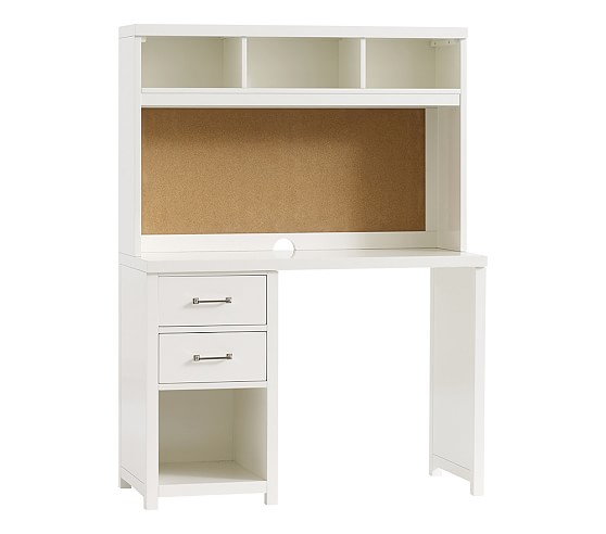 Everett Modular Standard Desk & Hutch | Pottery Barn Kids
