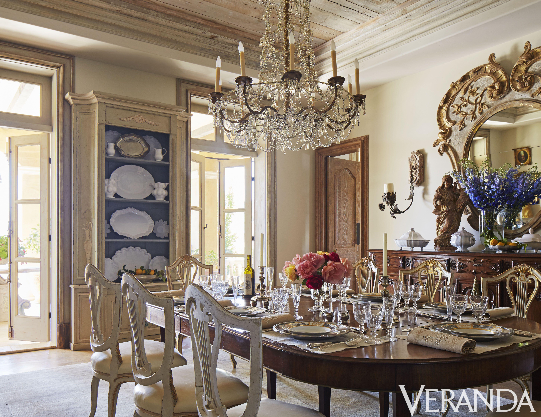 26 Best Dining Room Ideas - Designer Dining Rooms & Decor
