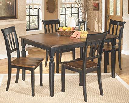Amazon.com - Ashley Furniture Signature Design - Owingsville Dining