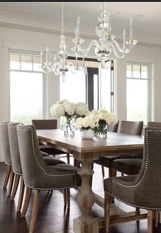 25 Elegant Dining Room u2026 | Dining rooms in 2019u2026