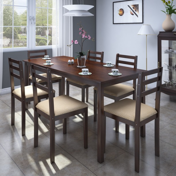 Dining Table and Chairs | Dining Table Designs Online at Best Prices