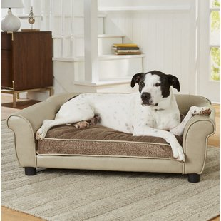 Sofa Dog Beds You'll Love | Wayfair