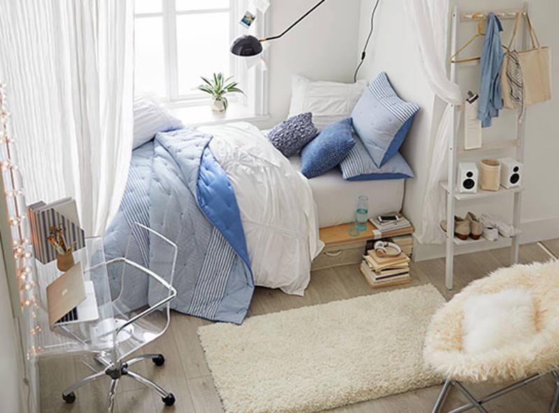 5 Fresh Dorm Storage Ideas for a Cool, Modern Space | Freshome.com