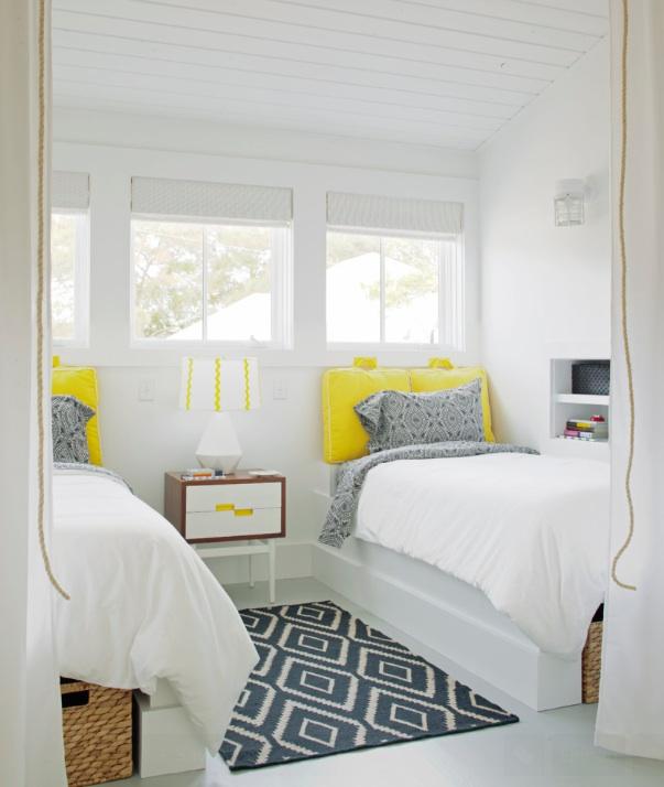 10 Stylish, Space-Saving Dorm Room Ideas - Freshome