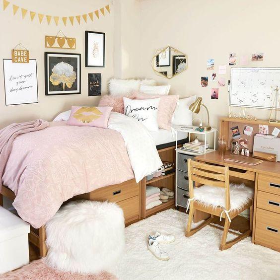 5 Cute Dorm Room Ideas I'm Obsessing Over - Life et moi
