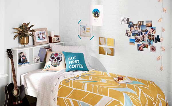 100 Easy Dorm Decorating Ideas | Shutterfly