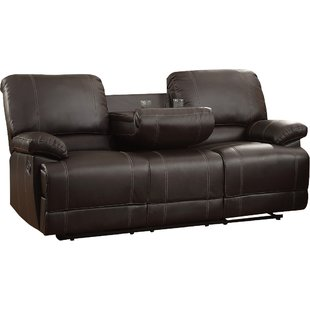 Double recliners; the comfy seating