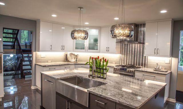 Exclusive variety of dream kitchen