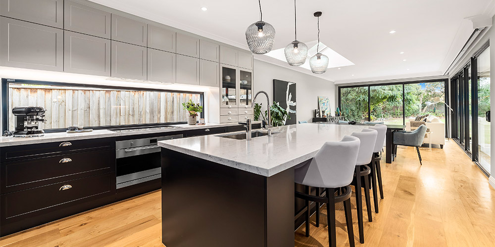 Win a Kinsman Kitchen for your dream kitchen makeover valued at