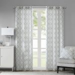 Duck egg curtains will enhance your home   looks