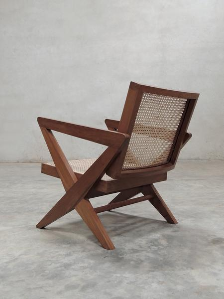Pierre Jeanneret Cross Easy Chair u2013 Phantom Hands