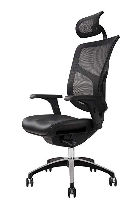 Amazon.com: UPLIFT Desk J3 Ergonomic Chair (Black): Kitchen & Dining