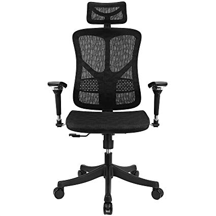 Amazon.com: Argomax Ergonomic Mesh Office Chair High Back Swivel
