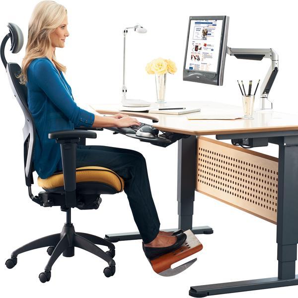 Brezza Ergonomic Mesh Office Chair - Relax The Back
