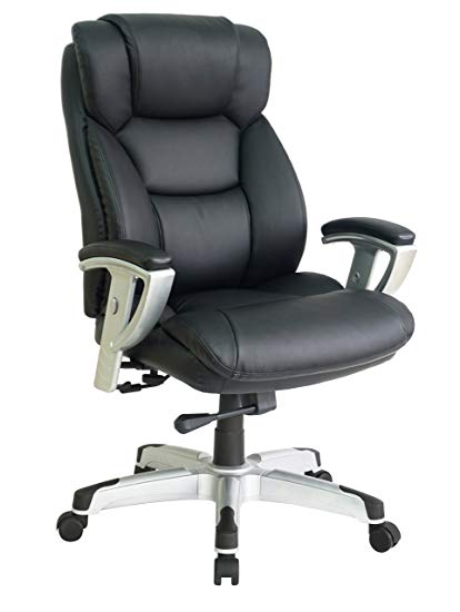 Amazon.com: OFFICE FACTOR Big and Tall Executive Office Chair