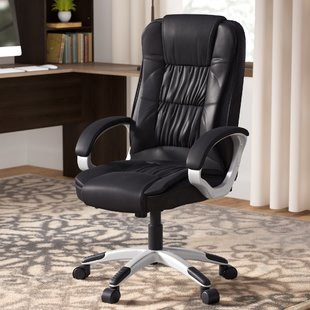 Executive Office Chairs You'll Love | Wayfair