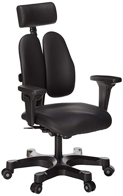 Amazon.com: Leaders Executive Office Chair Fabric: Synthetic Leather