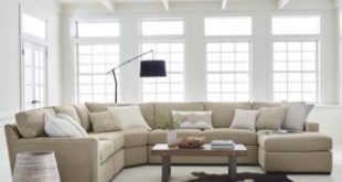 Furniture Radley Fabric Sectional Sofa Collection, Created for