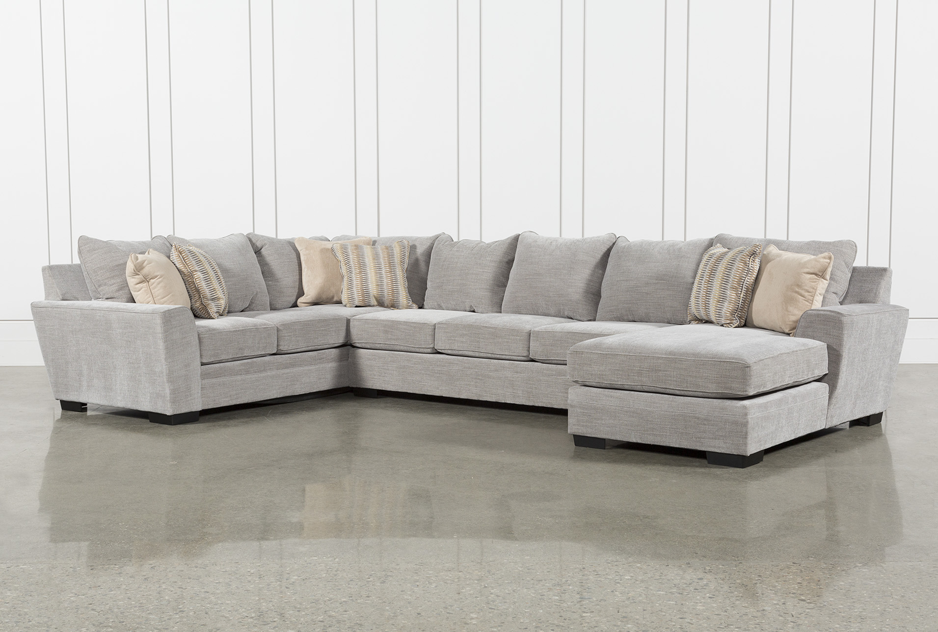 Fabric Sectionals & Sectional Sofas Displayed At La Mirada | Living