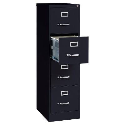Hirsh® 4 Drawer File Cabinet 22