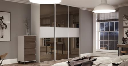 Fitted Wardrobes UK - Fitted Wardrobe Doors | Spaceslide