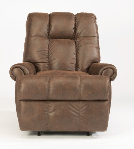 Hercules Fabric Recliner w/ Heavy Duty Spring | Flexsteel