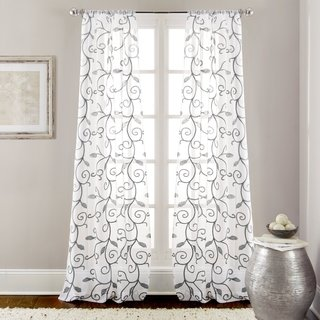 Buy Floral Curtains & Drapes Online at Overstock | Our Best Window