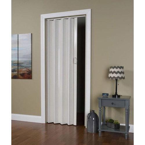 PVC Folding Door, पीवीसी फोल्डिंग डोर, पीवीसी