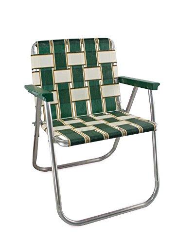 Amazon.com : Lawn Chair USA Aluminum Webbed Chair (Picnic Chair