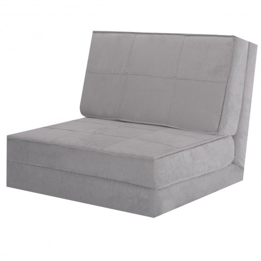 Convertible Lounger Folding Sofa Sleeper Bed - Sofas - Furniture