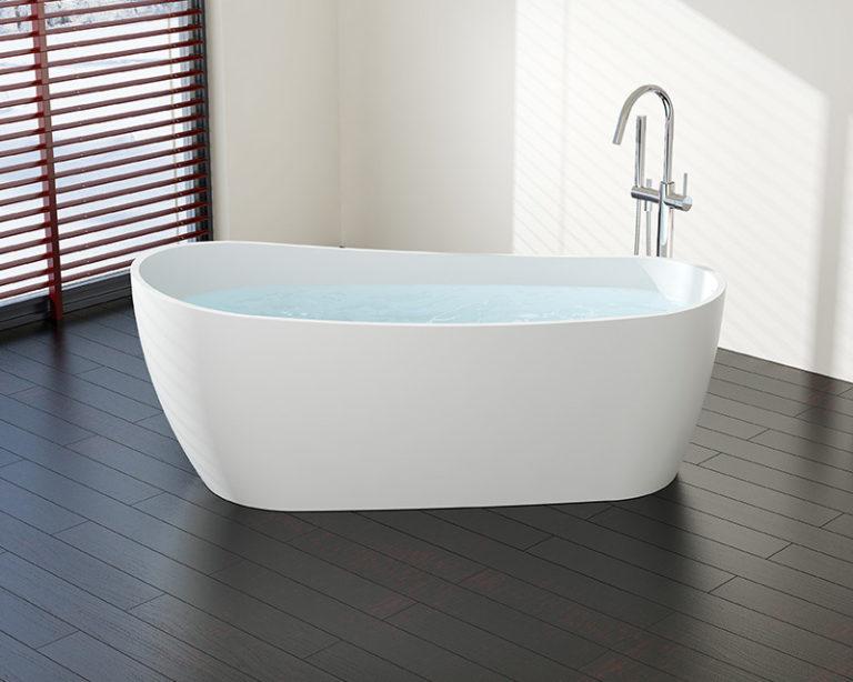 Modern Freestanding Tub - Model BW-09 | Badeloft USA