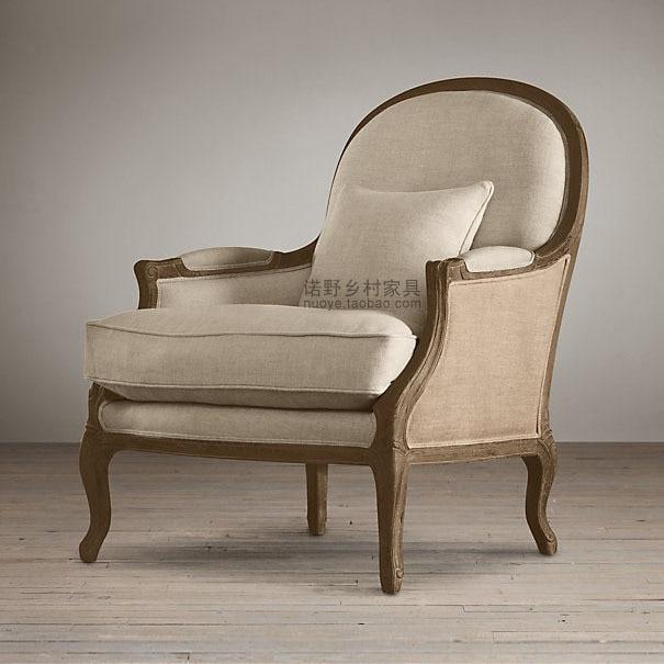 1800 'Lyon chairs the American / European / French armchair chair