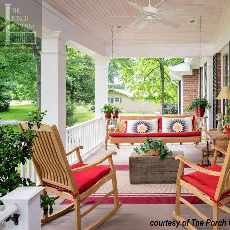 The Significance Of Front Porch Furniture