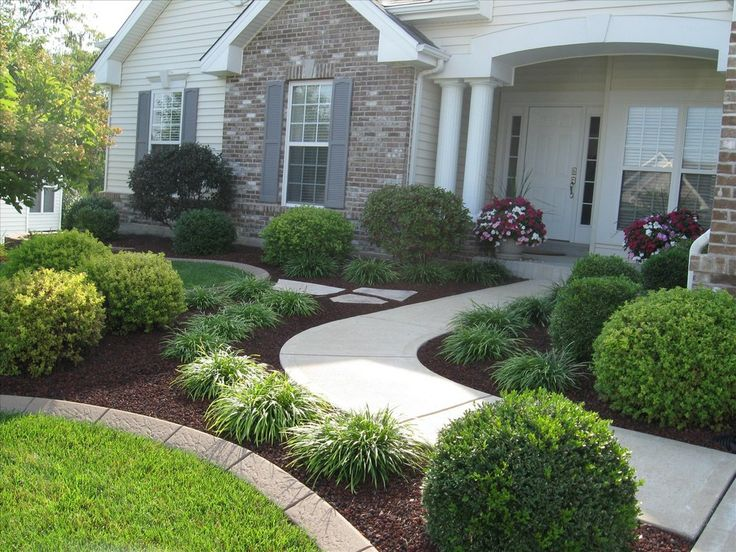 20 Simple But Effective Front Yard Landscaping Ideas | Landscaping