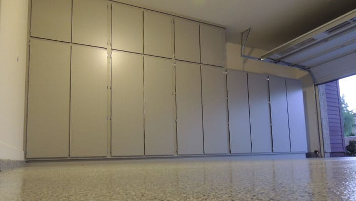 Our Cabinets - Neil's Garage Cabinets