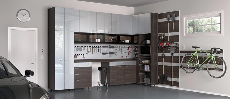 Garage Storage Cabinets & Organization Ideas | California Closets