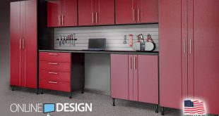 Garage Cabinets - DIY Storage Cabinets Direct From the Manufacturer