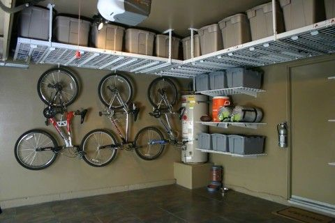 Small Garage Storage Ideas | Garage Ceiling Storage | Best Storage